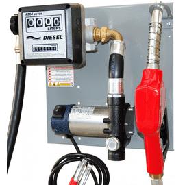 Комплект для диз топлива FLW-40 FLUID