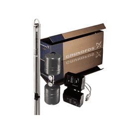 Комплект с насосом Grundfos SQE 2-55