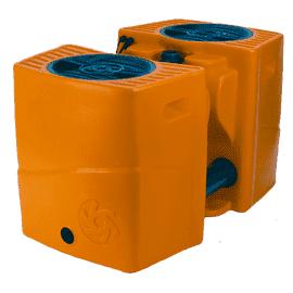 Канализационная установка DRAINBOX 600 1400 TP KE FL ESPA