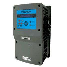 Частотный блок управлением Speedbox DUO COELBO