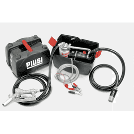 PiusiBox Pro 24В NEW комплект для перекачивания дизельного топлива