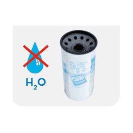 Сменный водопоглощающий картридж 70л/мин для фильтра F00611A00 PIUSI