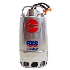 Дренажный погружной насос RX 4/40 VORTEX Pedrollo