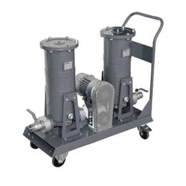 Мобильная фильтрационная установка FG-300х2 + BAG-800 220В GESPASA