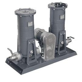 Фильтрационная установка FG-300х2 + BAG-800 220В GESPASA