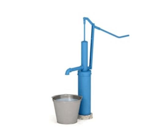 Ручной насос НР-4-16 для скважин