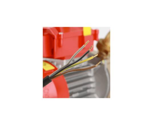 Насос NOVAX T 30 Rover Pompe провода подключения