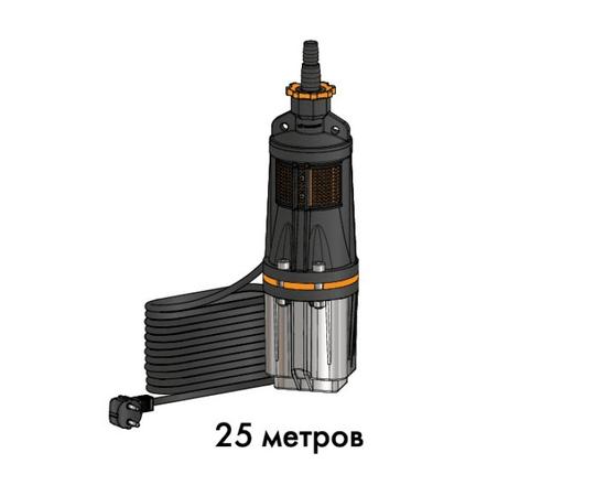 Погружной вибрационный насос КАЧАН 20/60 25м Джилекс